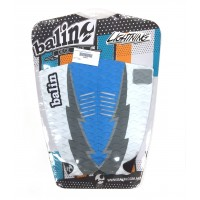 Pad / grip de surf Balin Lightning (Bleu/Gris/Blanc)