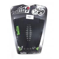 Pad / grip de surf Balin Splitter (Noir/vert)