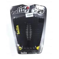 Pad / grip de surf Balin Splitter (Noir/Jaune)