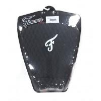 Pad / grip de surf Famous F5 (Noir)