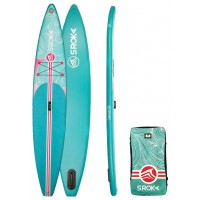 "Paddle gonflable Sroka Girly 12'6 x 28"" Fusion"