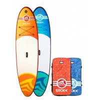 Paddle gonflable Sroka Malibu 10'6 Fusion Orange