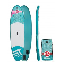 Paddle gonflable Sroka Malibu 10' Girly