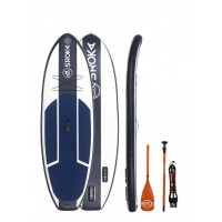 Paddle gonflable Sroka Pack Easy 8' Young + leash + pagaie