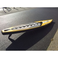 Paddle SUP gonflable Naish One 12'6 occasion