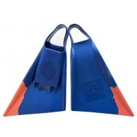 Palmes de body Hubb Airhubb (Bleu/Orange)