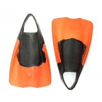 Palmes bodyboard POD  PF1 (Noir/Orange)