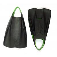 Palmes de bodyboard POD PF2 (Noir/Vert)