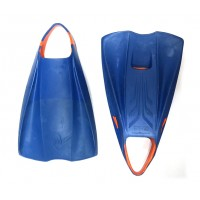 Palmes bodyboard POD  PF2 (Bleu/Orange)