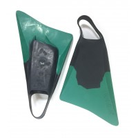Palmes de body Pride The Vulcan V1 (Dark Grey/Emerald)