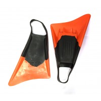 Palmes de bodyboard RIP (Noir/Orange)