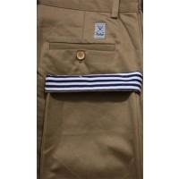 Pantalon Palam Cosmopolitain (Beige et marin)