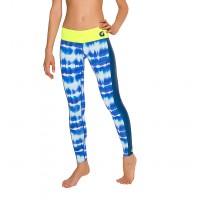 Pantalon néoprène femme GlideSoul 1mm (Capsule/bleu)