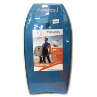 Bodyboard Typhoon 37 (Bleu)