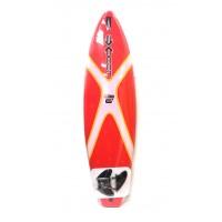 Planche de surf en mousse Exocet Revo 6'0 (Rouge)
