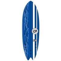 Planche de surf en mousse Osprey 5'8 Pin Stripe