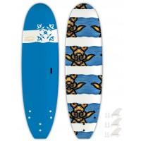 Planche de surf en mousse Oxbow Chinadog 7'0 Magnum Paint 2021