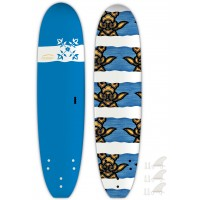 Planche de surf en mousse Oxbow Chinadog 8'0 Super Magnum Paint 2020