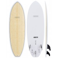 Planche de surf Global Surf Industries Modern Highline X2 6'2 (Bamboo)