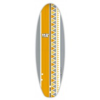 Planche de surf en mousse Paint 5'6 Shortboard 2018
