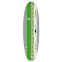 Planche de surf en mousse Paint 6'6 Maxi Shortboard 2018