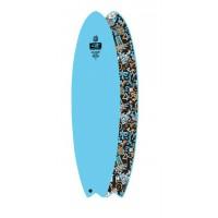 Planche de surf Ocean Earth Hippy Skull Ezi-Rider 6.6