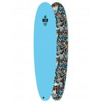 Planche de surf Ocean Earth Hippy Skull Ezi-Rider 8.0