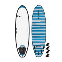 Planche de surf SIC 6.8 Darkhorse (Vortex)