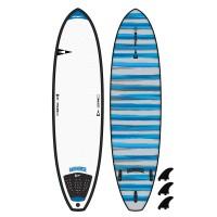 Planche de surf SIC 7.4 Darkhorse (Vortex)
