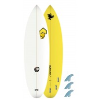 Planche de surf Superfrog Carrot Cake 6'0 2019