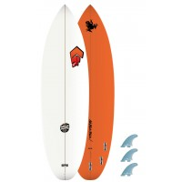 Planche de surf Superfrog Carrot Cake 6'2 2019