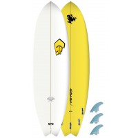 Planche de surf Superfrog 6'0 Hydro Fish 2019