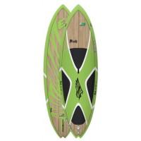 SUP de vagues Exocet Fish 8'2'' (Bamboo)