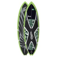 SUP de vagues Exocet Fish 8'2'' (Carbone)