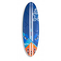 Planche Starboard iSonic Slalom 127 (Carbon LCF Ready to Foil) 2018