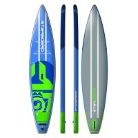 "SUP Paddle gonflable Starboard Touring 12'6 x 31"" (Zen) 2018 (utilisé 1 fois)"