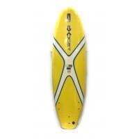 Planche de surf en mousse Exocet Revo HCS 6'0 (Jaune)