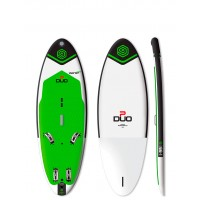 Planche à voile gonflable Duo Boards Duo Wind Eco 129 L.