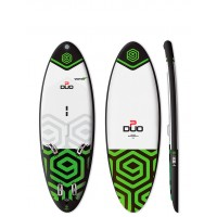 Planche à voile gonflable Duo Boards Duo Wind Elite 129 L.