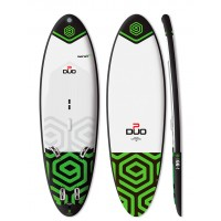 Planche à voile gonflable Duo Boards Duo Wind Elite 140 L.