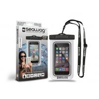 Pochette étanche Seawag pour smartphone (Blanc/Noir W1x)