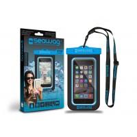 Pochette étanche Seawag pour smartphone (Noir/Bleu B2x)