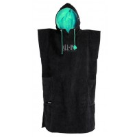 Poncho All-in Classic Flash (Black/Turquoise)