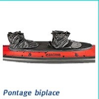 pontage Nautiraid GR II et Grand Narak + 2 jupes