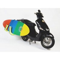 Racks porte surf pour scooter