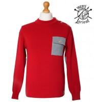 Pull en laine Palam Gaspard (Rouge)
