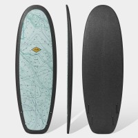 Planche de surf en mousse Almond R-Series 5'4 Secret Menu (Chart)