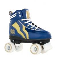 Roller Quad Rio Varsity (Bleu/Or)