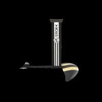 Foil Surf Sroka L 1500cm² / Mât 80cm / Platine double US