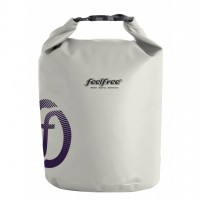 Sac Etanche Feelfree Dry Tube S15 Blanc